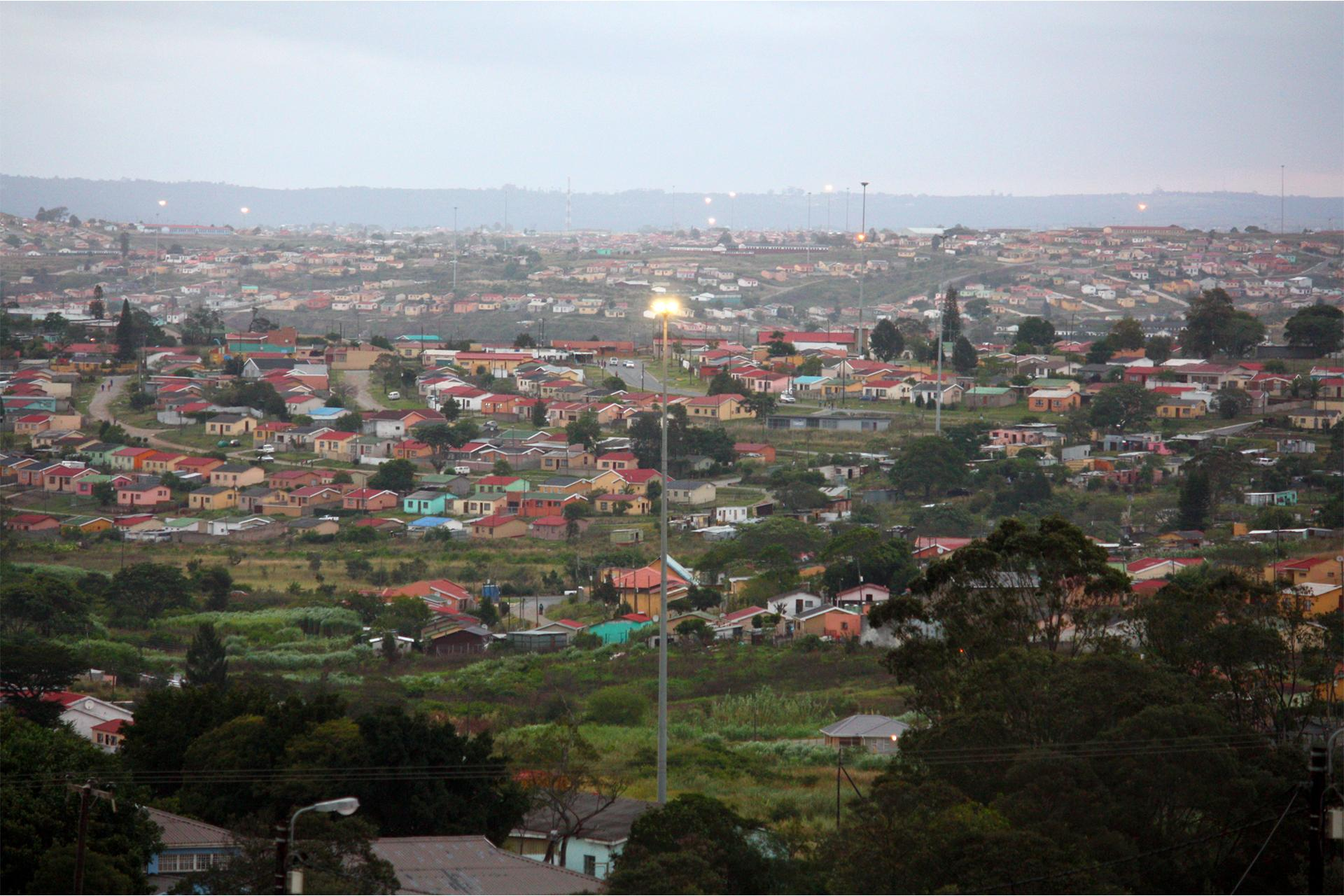 Retrofit for Eastern Cape Townships