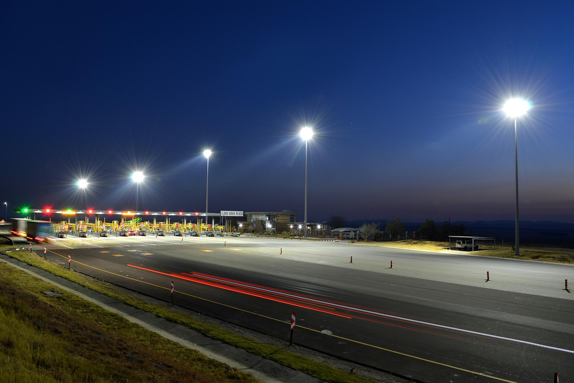 N3 Toll Plaza