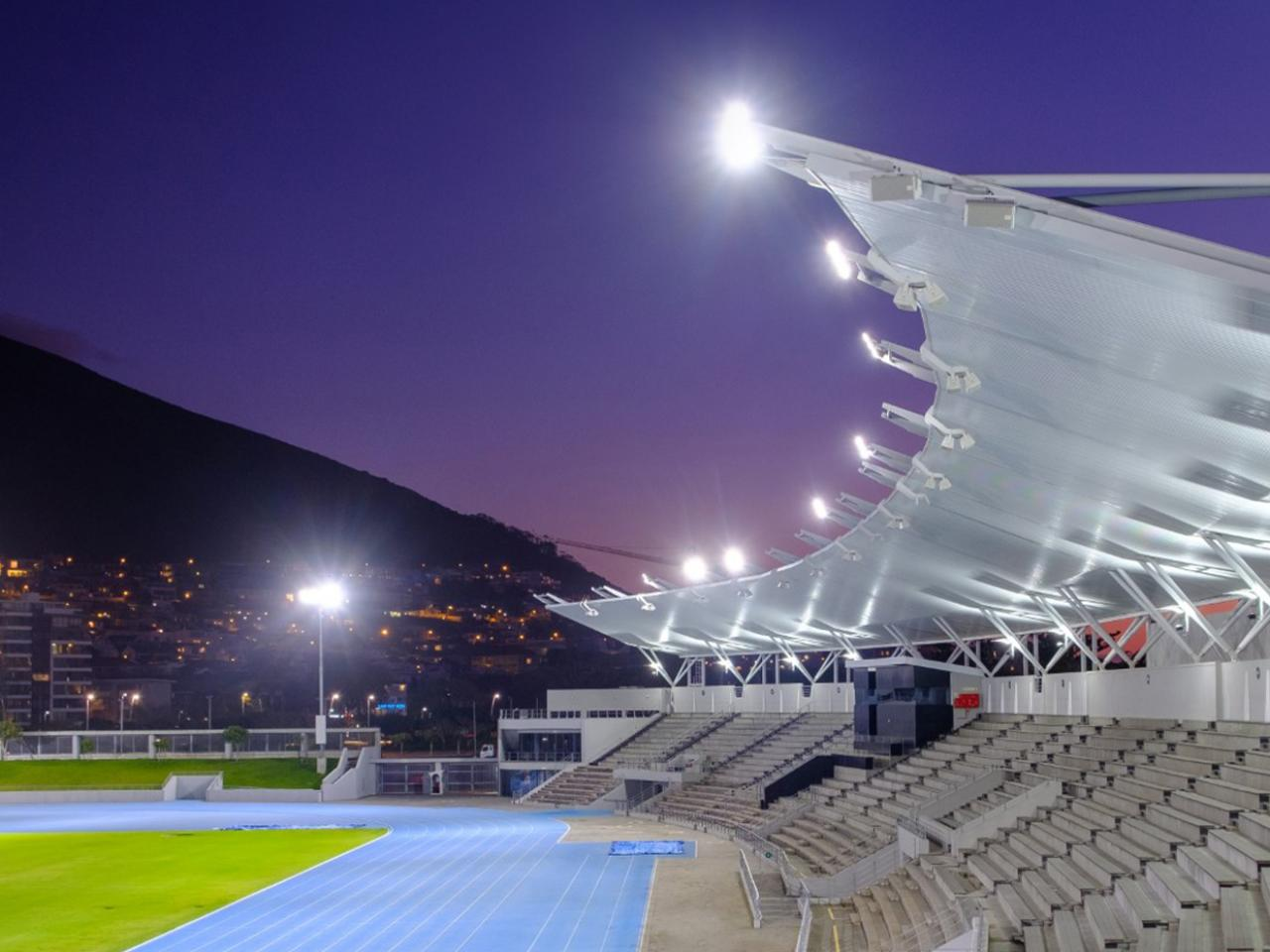 Energy-efficient award for Green Point Stadium